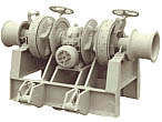 Anchor and Mooring Winches are available in several drum sizes in each model.  Double drum models available. Tow, Escort, Oceanographic and Utility Winches are also available.