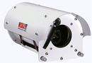 Wash & Wipe heavy duty industrial camera  for marine and land applications