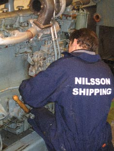 Nilsson Shipping can advise you on and supply any parts required to keep generator sets in full operating condition, Nilsson Shipping offer a full installation service, including detailed advice and guidance on project designs through to actual on site installation. Nilsson Shipping also offers a full range of services for power plants including spare parts, life extension evaluation, condition assessment, emergency response, and maintenance and repair.