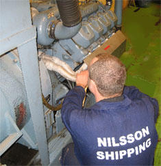 Nilsson Shipping is committed to fostering free market competition and preserving the free enterprise system. Nilsson Shipping employees never discuss or engage in price fixing or bid rigging, allocation of markets, geographically or by customers, or fixing production or production quotes. Nilsson Shipping employees must also never exchange information with competitors regarding prices, market share, cost data or any other data that would be considered in violation of anti trust laws.